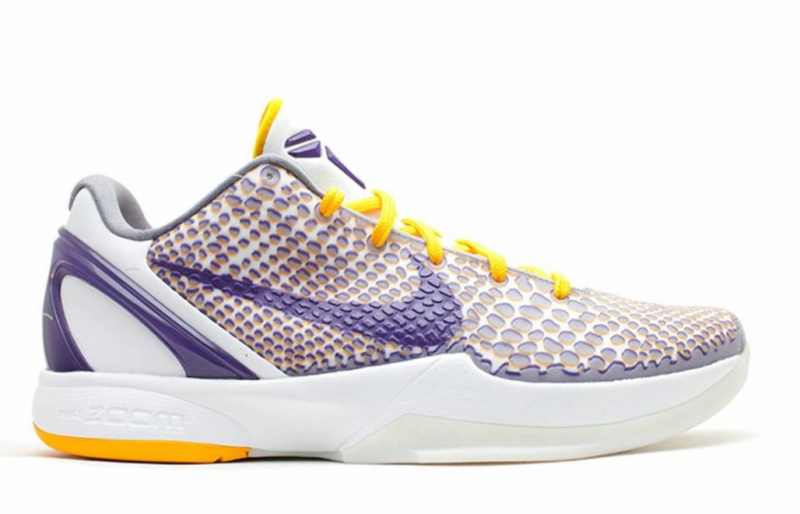 Nike Kobe 6 Protro «3D Lakers» вернутся в формате юбилейного и обновленного варианта