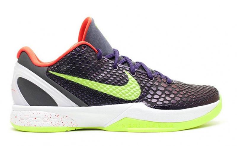 Nike решили вернуть Nike Kobe 6 «Chaos»