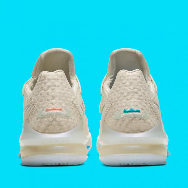 """Новая расцветка Nike LeBron 17 Low """"Easter"""" будет выполнена в кремовом оттенке"""