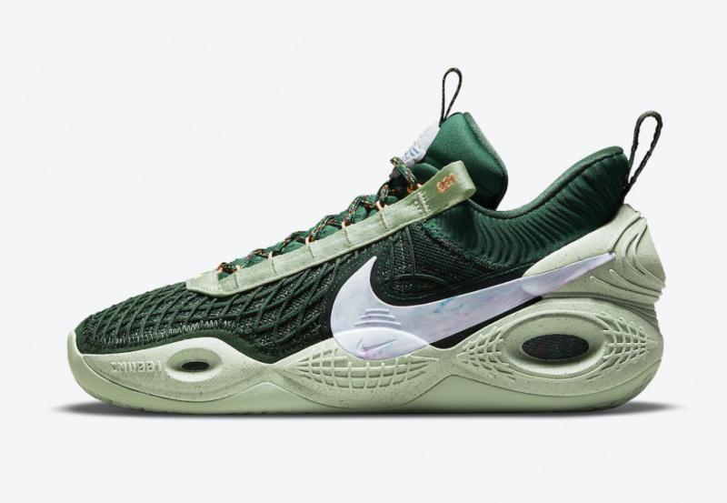 Nike Cosmic Unity выйдут в зеленом цвете