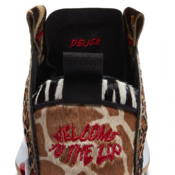 "Джейсон Тейтум получит от Jordan Brand интересную расцветку Air Jordan 34 ""Welcome To The Zoo"""