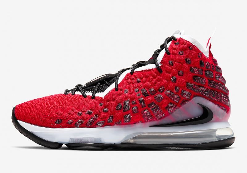 "Nike LeBron 17 ""Uptempo"" выйдут в начале мая"
