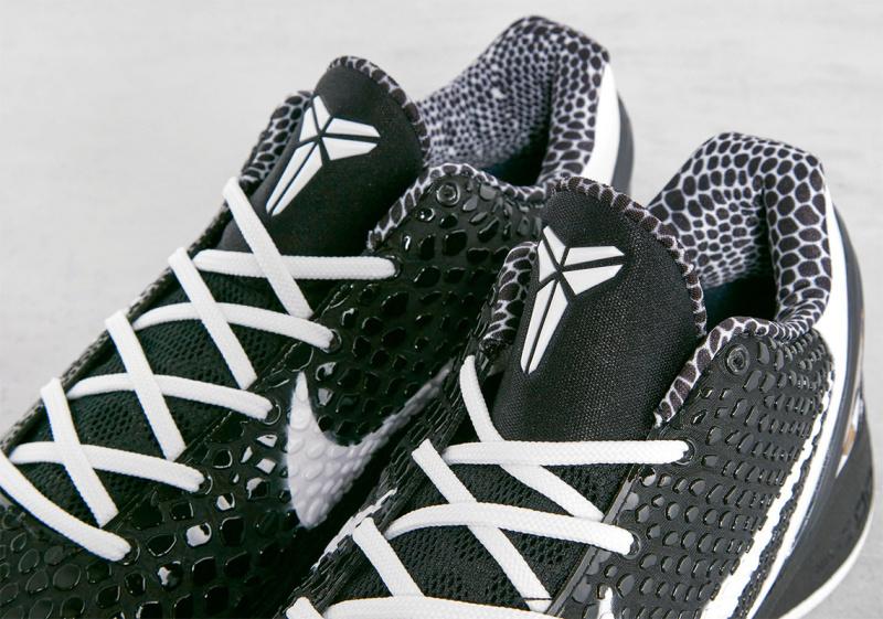 Первый взгляд на Nike Zoom Kobe 6 Protro «Mamba Forever»