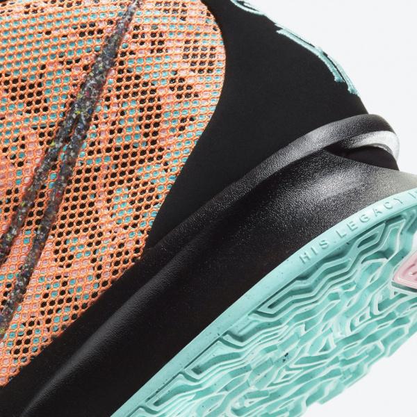Nike Kyrie 7 будут выполнены из переработанных материалов Nike Grind