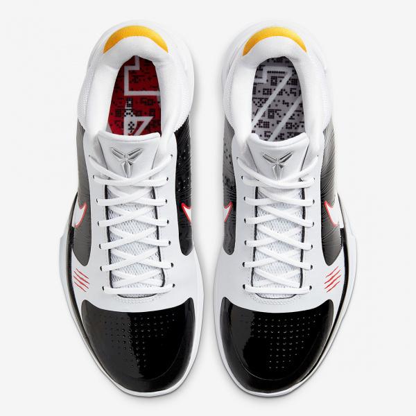 """Официальные фото Nike Kobe 5 Protro """"Bruce Lee"""" Alternate"""