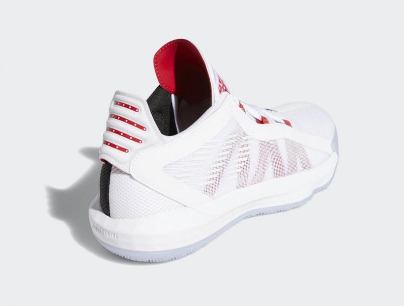 Новая расцветка adidas Dame 6 будет выполнена в домашних цветах «Портленда»