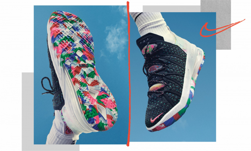 Nike официально анонсировали LeBron 18