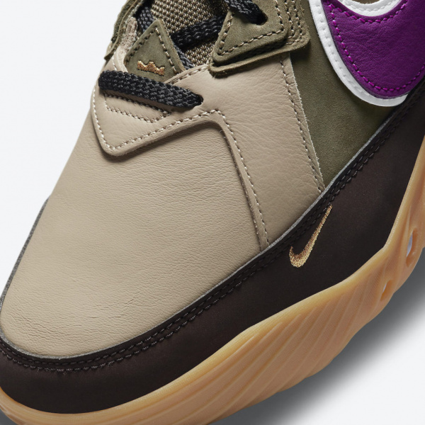 Nike LeBron 18 Low «Viotech» в честь знаменитой коллаборации atmos x Nike Air Max 1 «Viotech» 2003 года