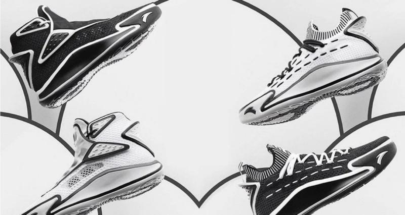 """Детали новой расцветки баскетбольных кроссовок Клэя Томпсона ANTA KT5 """"Nijigen"""" Pack"""