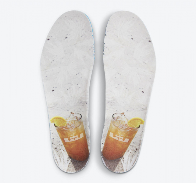 Nike LeBron 18 Low «LeBronold Palmer» созданы в честь любимого напитка Брона