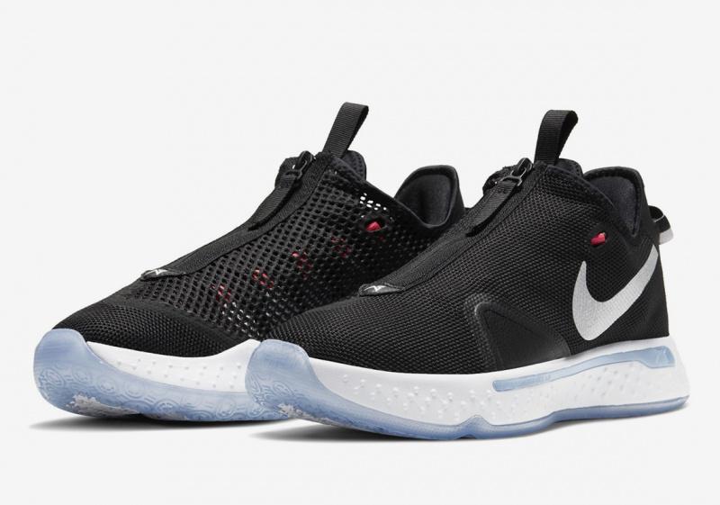 Первый взгляд на новые кроссовки Пола Джорджа — Nike PG4