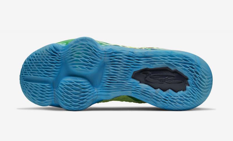Дата релиза Nike LeBron 17 'Mr. Swackhammer'