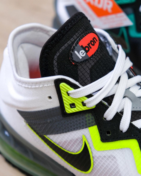 Nike LeBron 18 Low в духе Air Max 95 «Greedy» 2015 года