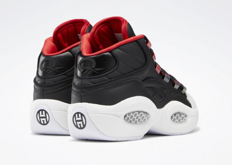 Детали коллаборации Reebok и adidas — Question Mid Iverson x Harden «OG Meets OG»