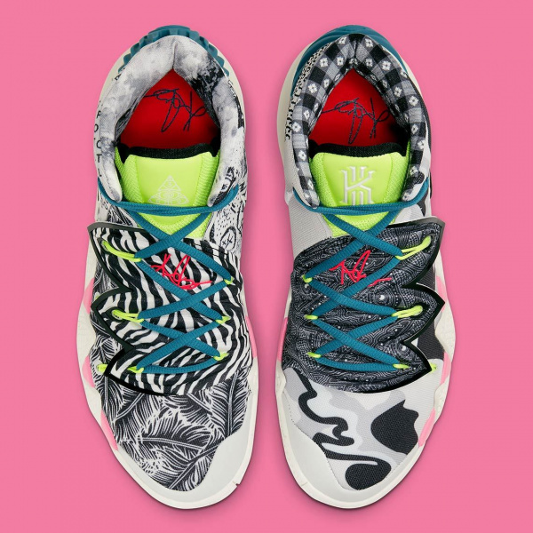 Официальные фото новой расцветки Nike Kybrid S2 из коллекции «What The»
