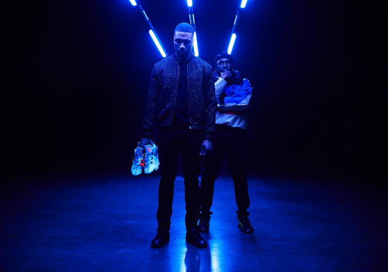 "Видеоклип к коллаборации Pusha T x adidas Dame 6 ""I Am My Own Fan"""