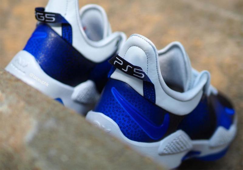 Первые впечатления от Nike PG 5 «PlayStation 5»