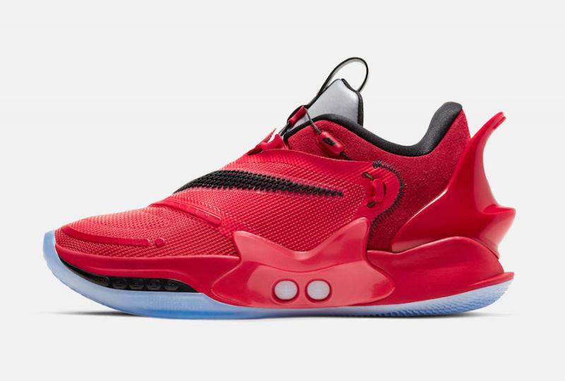 Первый взгляд на Nike Adapt BB 2.0 Chicago
