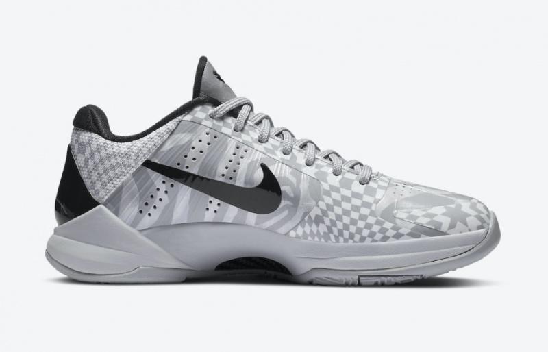 Официальные фото Nike Kobe 5 Protro «DeMar DeRozan»