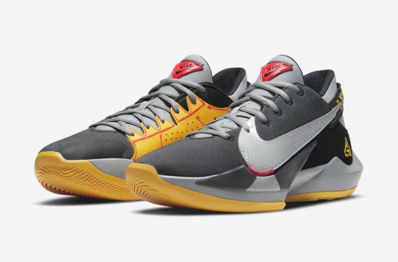 Nike Zoom Freak 2 «Taxi» — довезут до места назначения!
