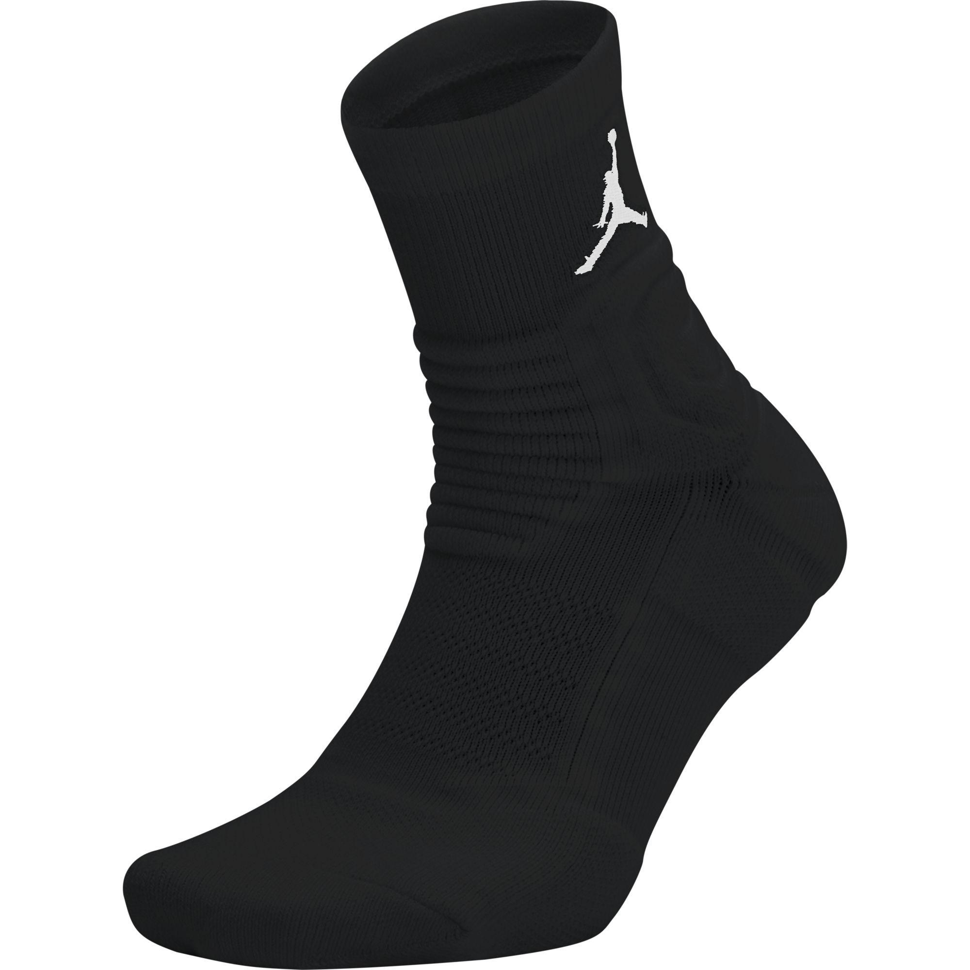 Мужские баскетбольные носки Jordan Ultimate Flight Quarter 2.0 SX5855-011