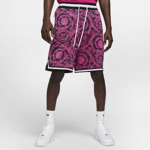 Мужские баскетбольные шорты с принтом Nike Dri-FIT DNA Exploration Series - Черный