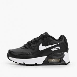 Кроссовки для дошкольников Nike Air Max 90 - Черный