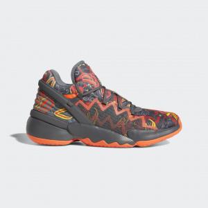 Баскетбольные кроссовки Donovan Mitchell D.O.N. Issue #2 adidas Performance