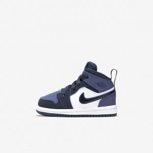 Кроссовки для малышей Air Jordan 1 Mid 640735-445
