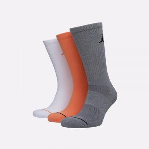 Носки для баскетбола Jordan Jumpman Crew (3 пары) SX5545-955