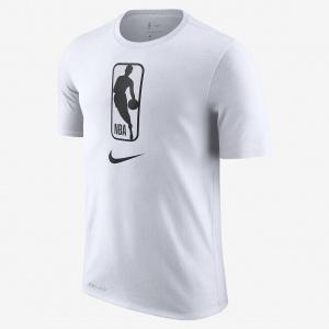 Мужская футболка НБА Nike Dri-FIT с логотипом NBA на груди AT0515-100