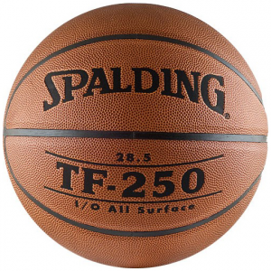 Баскетбольный мяч Spalding TF-250 All Surface 74-537Z