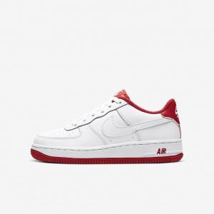 Кроссовки для школьников Nike Air Force 1 CD6915-101