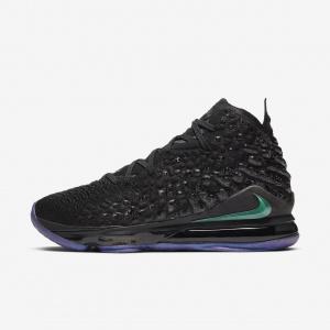 Мужские баскетбольные кроссовки Nike LeBron 17 BQ3177-001