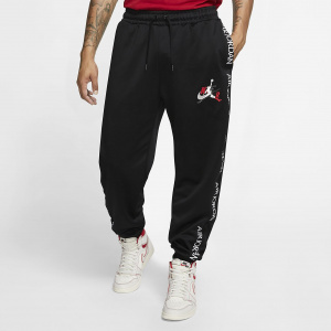 Мужские брюки для разминки из ткани трико Jordan Jumpman Classics