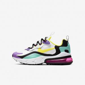 Кроссовки для школьников Nike Air Max 270 React BQ0103-101