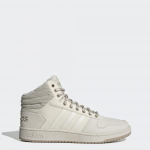 Мужские зимние кроссовки adidas Hoops 2.0 Mid EE7372
