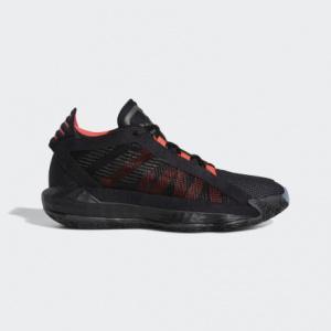 """Детские баскетбольные кроссовки adidas Dame 6 J """"Ruthless"""""""