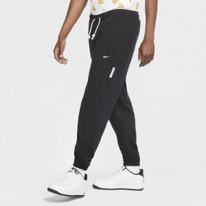Мужские баскетбольные брюки Nike Dri-FIT Standard Issue - Черный