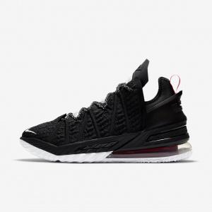 Баскетбольные кроссовки LeBron 18 - Черный