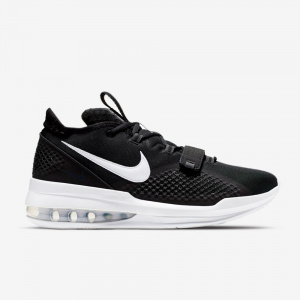 Кроссовки Air Force Max Low, Black/White-White-Volt