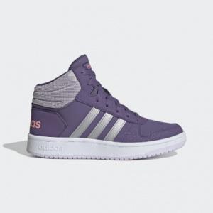 Детские баскетбольные кроссовки adidas Hoops 2.0 Mid EH0170