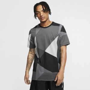 Мужская баскетбольная футболка Nike Dri-FIT Kyrie Geometric CD0929-077