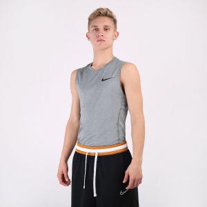 Компрессионное белье Pro Top Sleeveless Tight, Smoke Grey/Lt Smoke Grey/Black