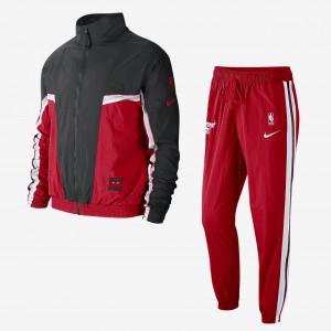 Мужской костюм НБА Chicago Bulls Nike AV0615-657