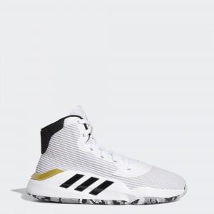 Мужские баскетбольные кроссовки adidas Pro Bounce 2019 High EE3896