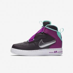 Кроссовки для школьников Nike Air Force 1 Highness BQ3598-002