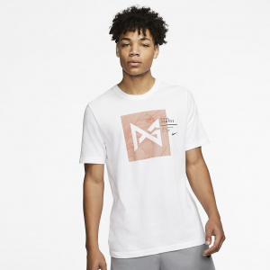 Мужская баскетбольная футболка Nike Dri-FIT Paul George 411 CD1091-100