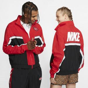 Мужская баскетбольная куртка Nike Throwback AV9755-657