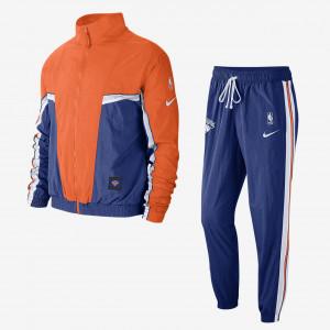 Мужской костюм НБА New York Knicks Nike AV0621-495